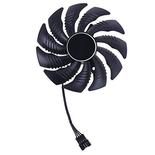 Myya 1 / 2pcs 88mm T129215SU 4Pin Cooler Fan Für Gigabyte GeForce GTX1060 1650 1070 GTX 1050TI Grafikkarte
