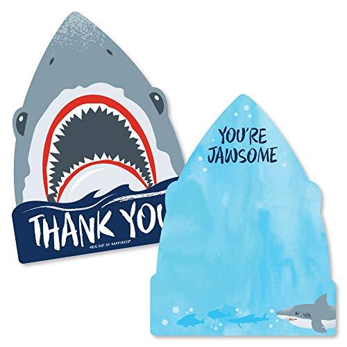 Shark Thank You Cards