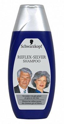 Schwarzkopf Shampoo Reflex Silver, 250 ml