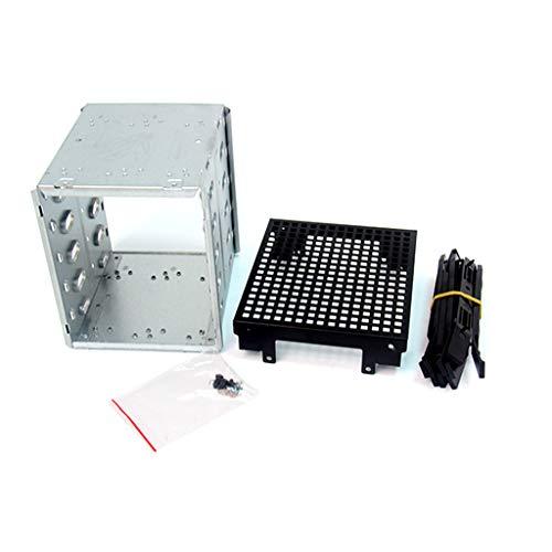 YOURPAI - Gabbia per hard disk, grande capacità, in acciaio inox, per hard disk SATA