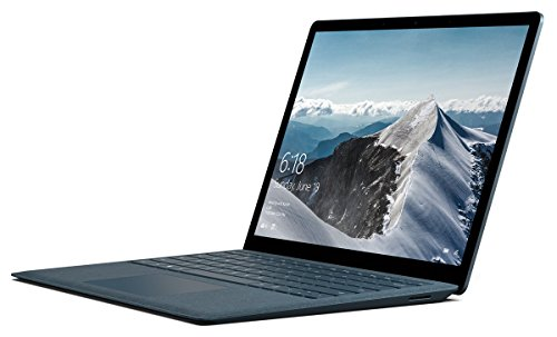 Microsoft Surface Laptop (Intel Core i5, 8GB RAM, 256GB) - Cobalt Blue (Renewed)