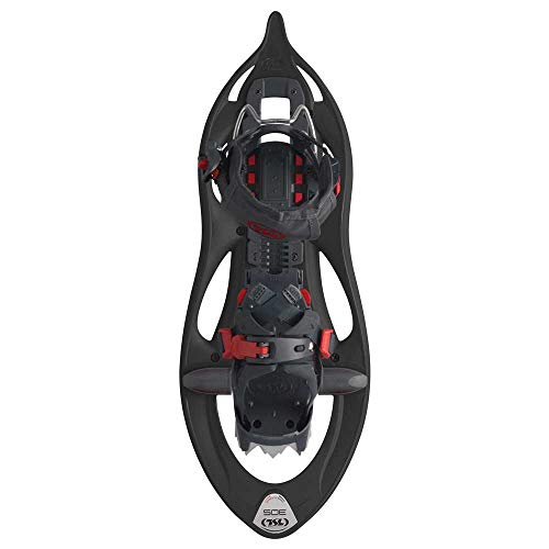 TSL Outdoor 305/325 Expedition - Raquetas de nieve, Titan Black, 30 à 80 kg