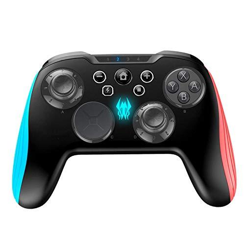 Control De JuegoControlador De Juegos Inalámbrico Bluetooth Gamepad Joystick para Android Tablet PC TV Box Juegos Deportivos