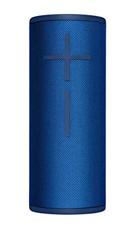 Caixa de Som Bluetooth Ultimate Ears BOOM 3 Portátil e À Prova D´Água - Até 15 horas de Bateria; 2 anos de Garantia - Azul