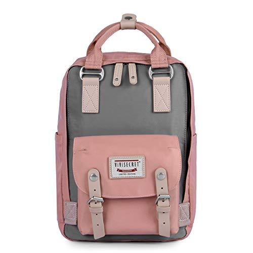 Schooltas hoge kwaliteit snoepkleur klassieke waterdichte kleine rugzak vrouwen laptop school mini rugzak tas voor dames bookbag