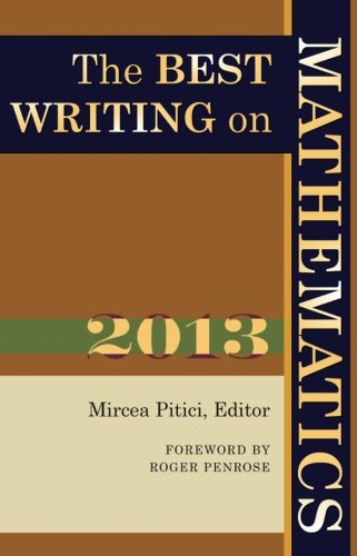 Image of The Best Writing on Mathematics 2013