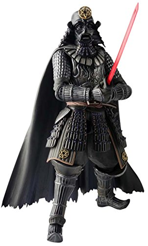 Bandai Tamashii Nations Movie Realization Samurai General Darth Vader 'Star Wars' Action Figure