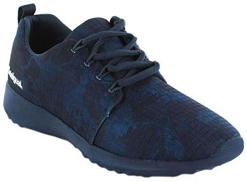 Desigual Upper Ribstop Dark Denim, Blau - blau - Größe: 36 EU