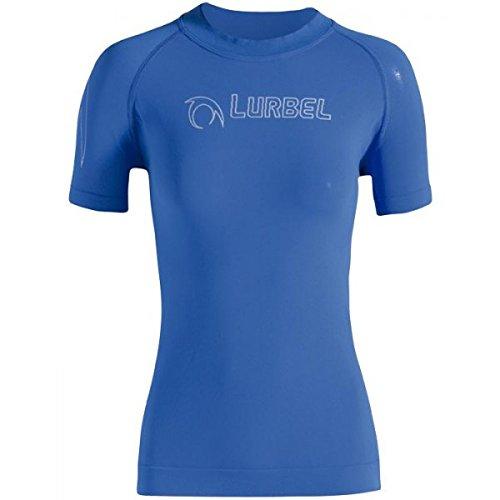 Lurbel – Shirt Short Sleeves équateur, Couleur Bleu, Taille L