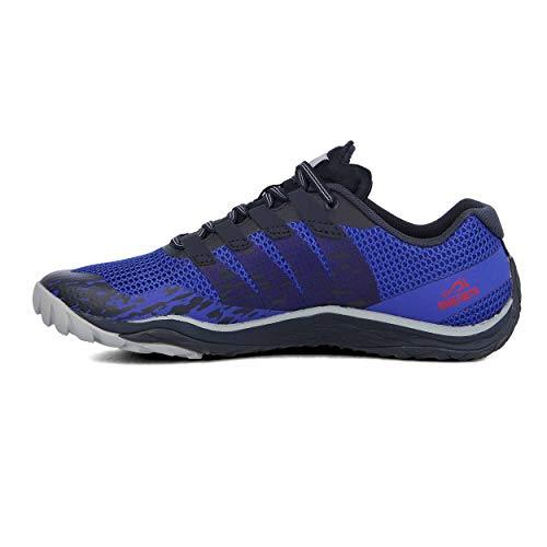 Merrell Trail Glove 5, Zapatillas Deportivas para Interior Hombre, Multicolor, 44.5 EU