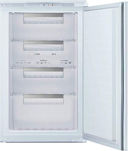 Siemens GI18DASE0 iQ500 Congélateur encastrable/A+ / 192 kWh/an / 94 l/SuperFreezing