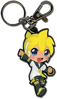 Vocaloid Len Key Chain