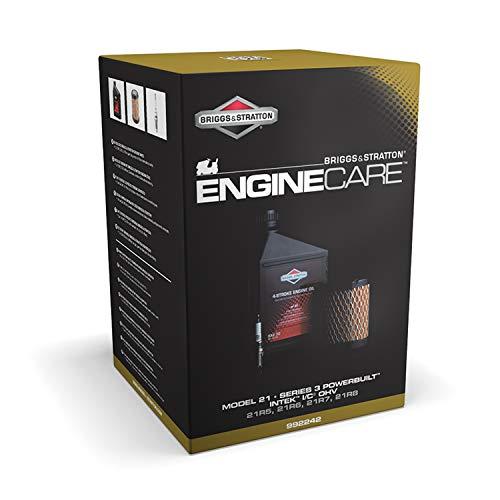 Briggs & Stratton Motorpflege-Kit Modell 21, Series 3 Powerbuilt, Intek I/C OHV, 21R5, 21R6, 21R7, 21R8