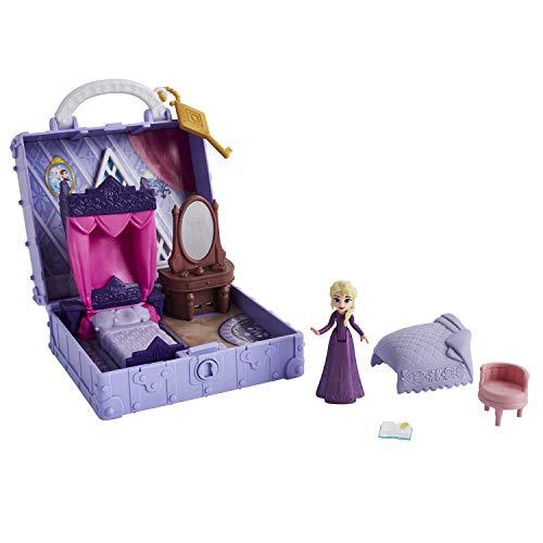 Frozen 2 Disney Frozen Pop Up Habitación De Elsa, individual, color nailon (Hasbro E6859ES0)