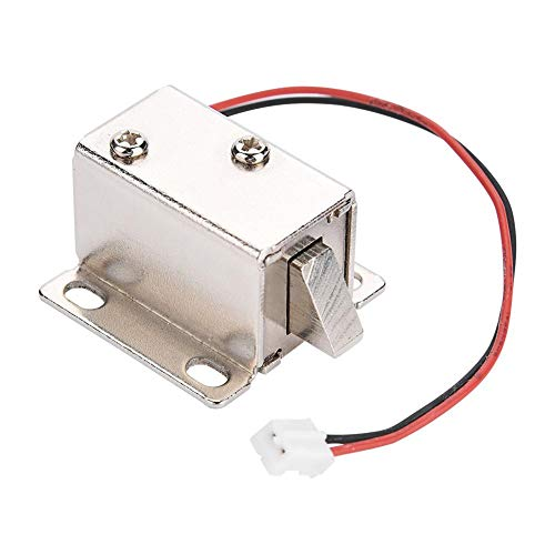 Mini Cerradura Electromagnética DC12V Pequeño...