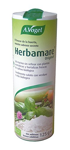 Vogel Herbamare - Sale Alle Erbe - 125 gr - [confezione da 4]