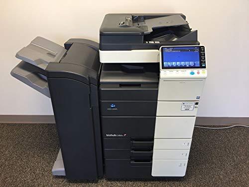 Purchase Konica Minolta Bizhub C554e Copier Printer Scanner Network Fax