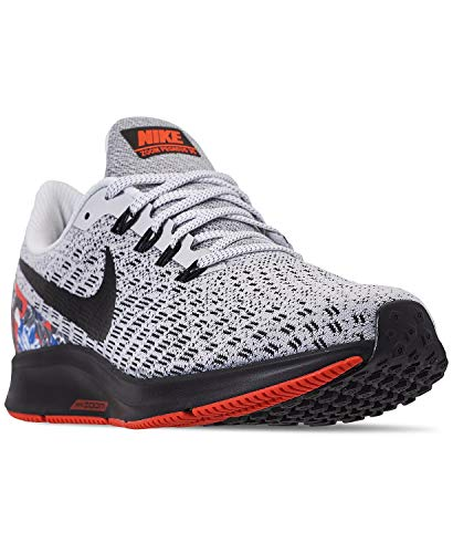 Nike Damen Air Zoom Pegasus 35 BV6123-100 White/Black/Team Orange (10)