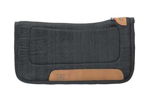 Weaver Leather GettaGrip All Purpose Contoured Saddle Pad