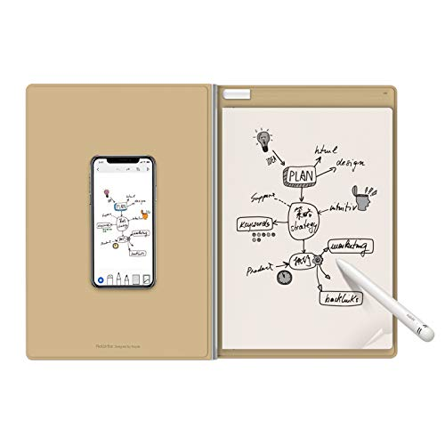 Royole RoWrite 2 Smart Writing Notebook with Digital...