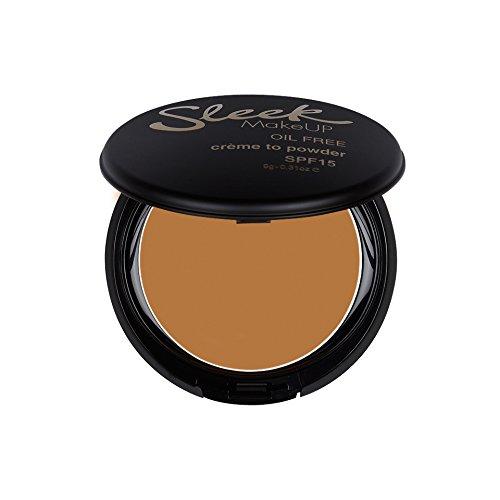 Sleek MakeUP Crème To Powder Foundation Praline 9g