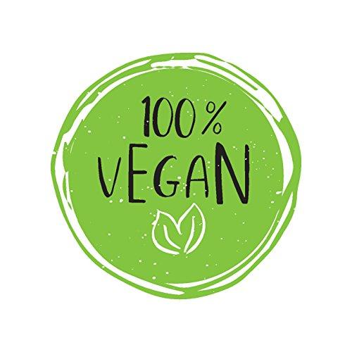 Wohltuer Bio Hanfprotein | Glutenfrei, Cholesterinfrei, Nährstoffreich | Low Carb Food | Vegetarisch und Vegan | vielseitiges Lebensmittel in geprüfter Bio-Qualität (1000g) - 5