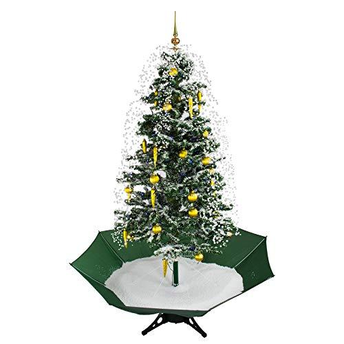 Schneiender Weihnachtsbaum, 145cm
