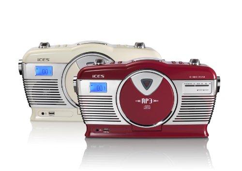 Tragbares Retro-Radio - 8