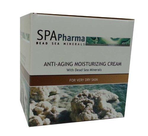 Spa Pharma Dead Sea Minerals Anti-aging Moisturizing Cream 50 Ml by Spa Pharma Dead Sea (English Manual)