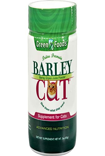 Green Foods Barley Cat (1x3 Oz)