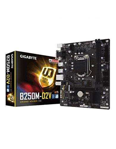 Gigabyte B250M-D2V Carte...