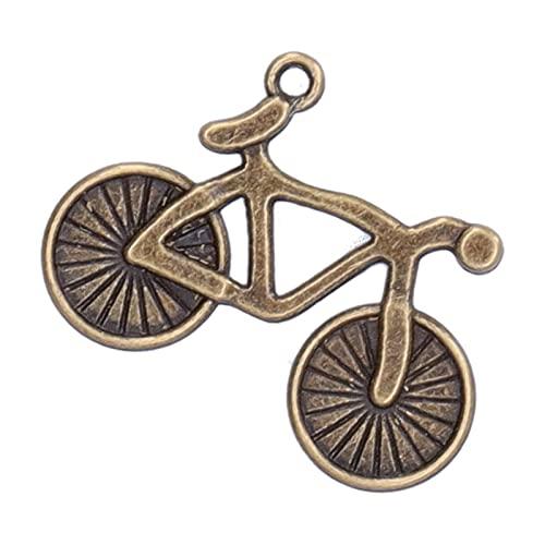 Ciondoli portachiavi, ciondoli per biciclette fatti a mano per decorazioni per feste per bracciale
