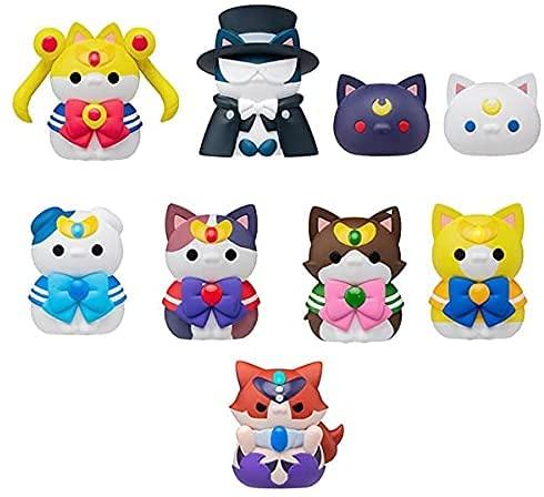 MEGA CAT PROJECT 美少女戦士セーラームーン セーニャームーン 月にかわっておしおきニャ! 8個入りBOX