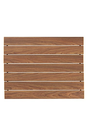 シービージャパンアルミすのこ木調40×50cm熱中症対策クールマットhachi