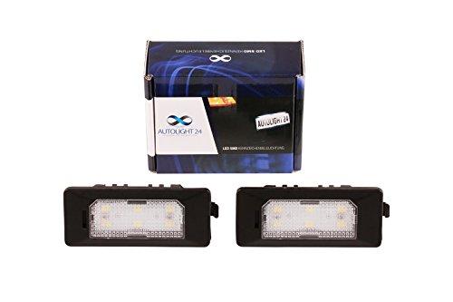 Premium LED Kennzeichenbeleuchtung Nummernschildbeleuchtung für 610 7