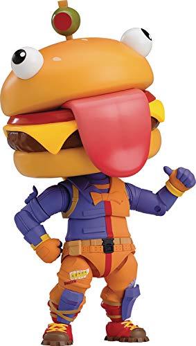 Good Smile Fortnite: Beef Boss Nendoroid Action Figure, Multicolor