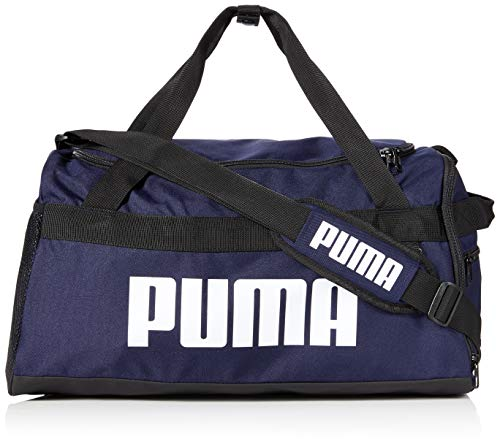 PUMA Unisex– Erwachsene Challenger Duffel Bag S Sporttasche, Peacoat, OSFA