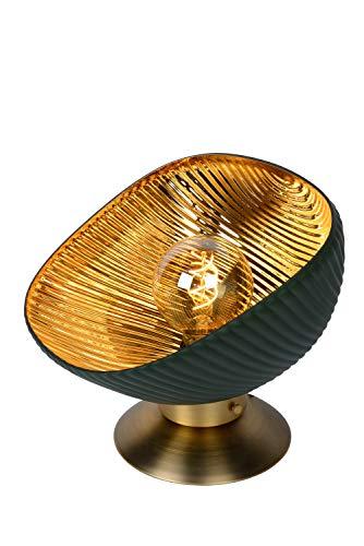 Lucide EXTRAVAGANZA GOBLETT - Lámpara de mesa (1 bombilla E27), color verde