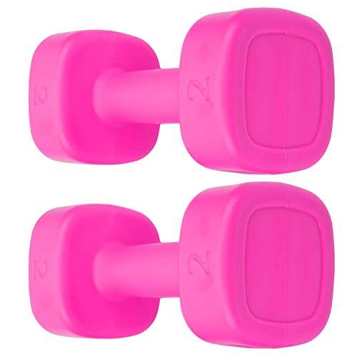 4lbs Kettlebell para Fitness - Women Kettle Bell para Fuerza y Formación Cardio - Kettlebells para hogar y gimnasio Equipo de entrenamiento de fitness para culturismo y levantamiento de pesas lucar
