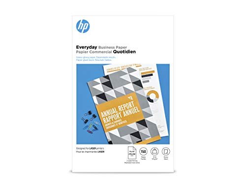 HP Flyer Paper | Glossy | 11x17 | 150 Sheets (4WN07A)