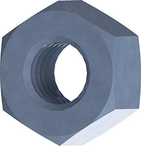 Uniqat Écrou hexagonal, 1 pièce, gris, uq768412