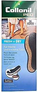 Collonil Fresh & Dry Black EDI. GR. 38Dame Dimensioni 92020000380, Solette, Multicolore (Neutral), Taglia 38