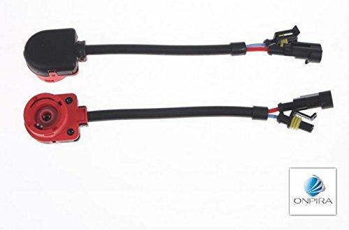 2 x D2S D2R D2C Adapter Kabel Xenon HID Ballast Vorschaltgerät Starter
