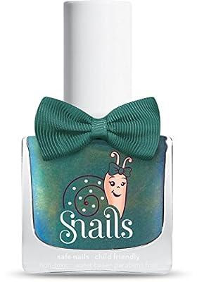 Snails–Vernis pour enfants, sans parabènes, soluble dans l'eau, 24couleurs