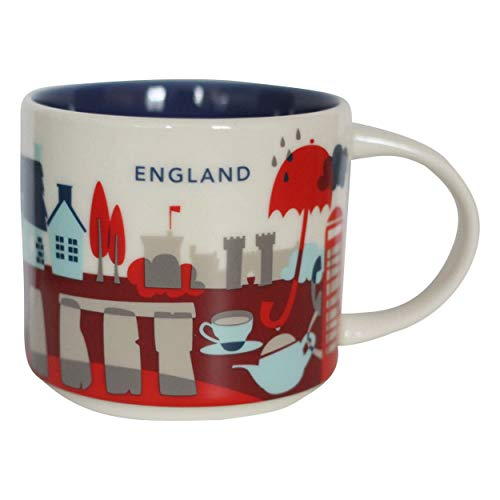 Starbucks City Mug You Are Here Collcetion London England Coffee UK