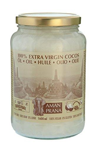 Aceite virgen extra de Coco Bio 1600 ml de crema