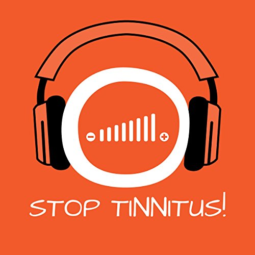 Stop Tinnitus! Tinnitus relief by Hypnosis audiobook cover art