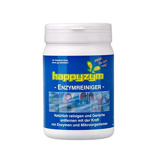 happyzym - natürlicher Enzym-Reinigungspulver 1kg mit der Kraft von Enzymen