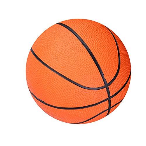 Dilwe Kinder Mini Basketball, aufblasbare Gummi Basketball Miniball Sporting Spiel Waren für Kinder