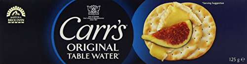 Carr\'s Original Table Water, 12er Pack (12 x 125 g)